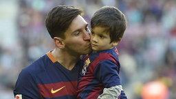 ซัวเรซ เป็นเหตุ! เมสซี เผยเหตุผลที่ทำให้ลูกชายไม่ชอบฟุตบอล