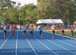 ลมกรดหนุ่มสุราษฎร์คว้าทอง100เมตรกีฬาแห่งชาติ