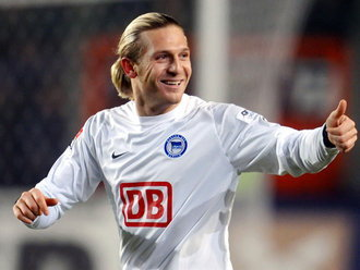 Voronin: On loan from Liverpool