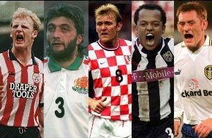Top 10 ugly footballers