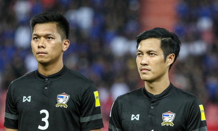 ในนามทีมชาติไทย! เฉลิมพงษ์,พรรษา เปิดใจสุดซึ้งเล่นต่อหน้ากองเชียร์ครั้งแรกในชีวิต