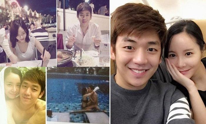 """""""ลี ยอง-แด"""" ซุปตาร์ขนไก่แดนกิมจิประกาศวิวาห์ดาราสาว """"ฮัน ซู-ฮยอน"""" (อัลบั้ม)"""