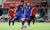 ประมวลภาพฟุตบอลซีเกมส์ ทีมชาติไทย 1-0 ติมอร์ เลสเต้