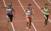 100 เมตร ชาย-หญิงไทยเสียแชมป์ กรีฑาประเดิม 2 ทองวันแรก