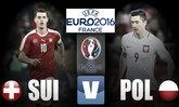 """วิเคราะห์ฟุตบอลยูโร 2016 รอบ 16 ทีมสุดท้าย """"สวิตเซอร์แลนด์ - โปแลนด์"""""""