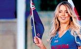 สาวนิวซีแลนด์ซิว Miss World Cup 2011
