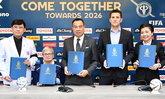 ส.บอลลงนาม MOU, ตั้งเป้าพัฒนาเยาวชนลุยบอลโลกปี 2026