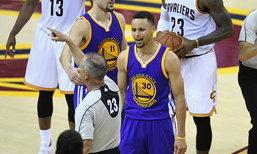 NBA สั่งปรับ เคอร์รี่ - เคอร์ คนละเกือบ 9 แสน
