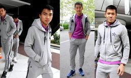 แฟนบอลบอกว้าว! ชุดนี้ทีมชาติไทย นักเตะใส่แล้วดูน่ารักมุ้งมิ้งมากมาย