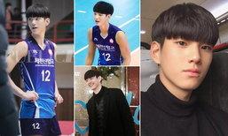 """ดีต่อใจ! """"อิม ซอง-จิน"""" เทพบุตรลูกยางดาวรุ่ง ผู้ทิ้งวงการบันเทิงเพื่ออาชีพนักวอลเลย์บอล (อัลบั้ม)"""