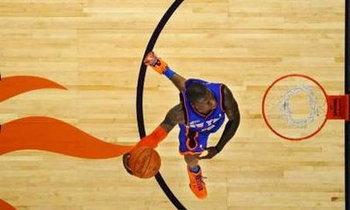 NBA all star slam dunk contest 2009