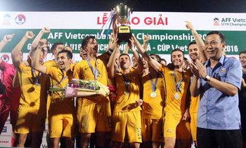"""คอมเม้นท์แฟนบอล """"ออสเตรเลีย"""" หลังถล่ม """"ไทย"""" 5-1 คว้าแชมป์อาเซียน U19"""