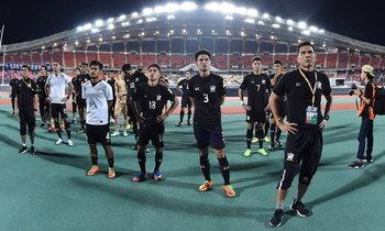 """ทีมชาติไทยต้องอยู่กับ """"ความจริง"""""""