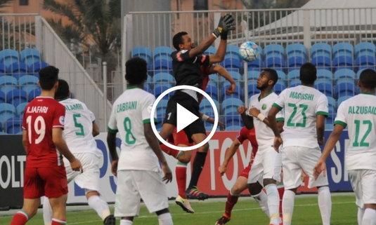 """ที่สุดของความมันส์! """"ซาอุฯ"""" เฉือน """"อิหร่าน"""" 6-5 ลิ่วชิง U19 เอเชีย (คลิป)"""