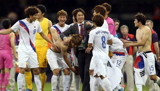 เกาหลีใต้เชือดญี่ปุ่น2:0ซิวทองแดงโอลิมปิก