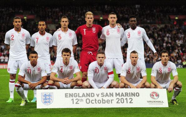ทีมชาติอังกฤษ