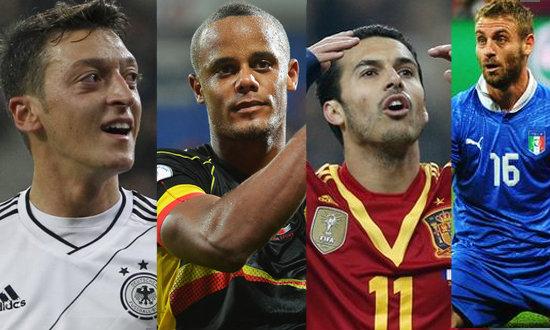 ทีมยอดเยี่ยมคัดบอลโลกยุโรป