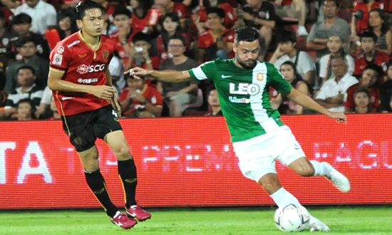 เจย์โบฮีโร่! กิเลนฮึดแซงบีจี10คน 2-1รั้งที่3ไทยลีก