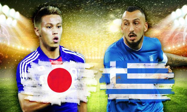 """วิเคราะห์ฟุตบอลโลก """"ญี่ปุ่น-กรีซ"""""""