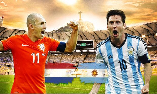 """วิเคราะห์ฟุตบอลโลก """"ฮอลแลนด์-อาร์เจนตินา"""""""