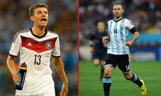 """วิเคราะห์ฟุตบอลกระชับมิตรทีมชาติ """"เยอรมัน-อาร์เจนติน่า"""""""