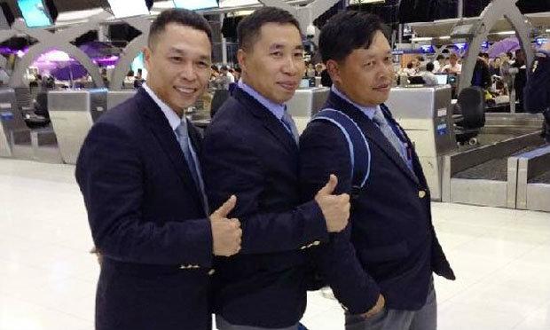 ตระกูลมัจฉาชีพสร้างประวัติศาสตร์วงการกีฬาไทย4พี่น้องลุยอชก.17พร้อมหน้าพร้อมตา
