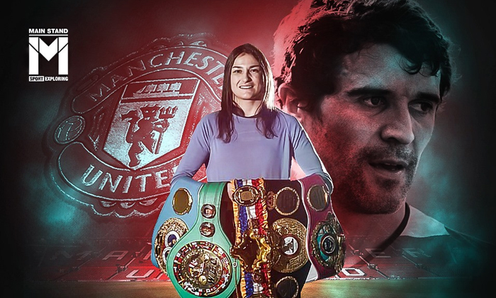 """""""เคที่ เทย์เลอร์"""" : นักชกแชมป์โลกหญิงผู้ได้สัมผัส """"รอย คีน"""" ในด้านที่โลกไม่เคยเห็น"""