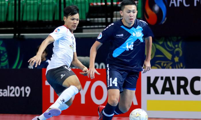 แบงก์ ออฟ เบรุต รัว วิคตอเรียฯ 4-2 ฟุตซอลสโมสรเอเชีย
