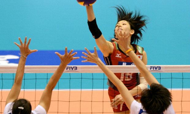 สาวไทย ประเดิมสุดสวย ตบสาวญี่ปุ่น 3-1 เซต
