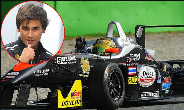 กระหึ่ม!! ′แซนดี้ สตูวิค′ นักซิ่งไทยคนแรกคว้าแชมป์ F3 (ชมคลิป)