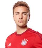 มาริโอ โกทเซ (Bundesliga 2014-2015)
