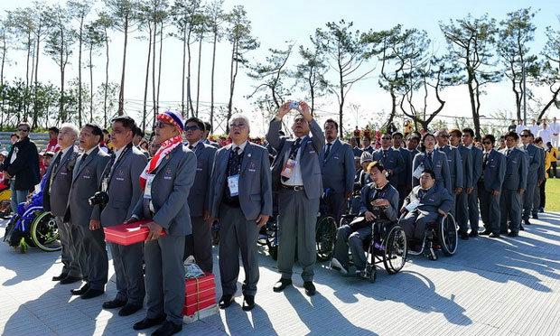 เชิญธงไทยเปิดหมู่บ้านนักกีฬาอาเซียนพาราเกมส์