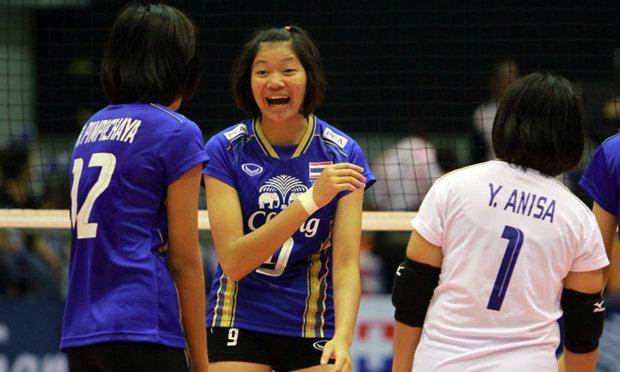 อนาคตวอลเลย์บอลสาวไทยจะเป็นอย่างไร???
