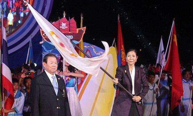 ปิดฉากเอเชียนบีชเกมส์ที่ภูเก็ตประทับใจครั้งหน้าที่เวียดนาม