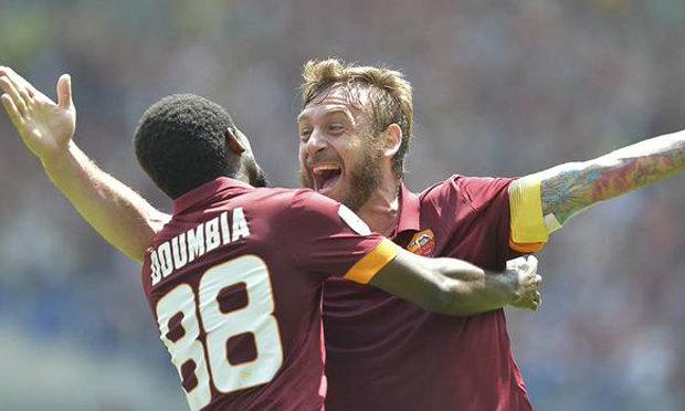 ดุมเบีย,ฟลอเรนซี่คนละตุงโรม่าเชือดเจนัว2-0