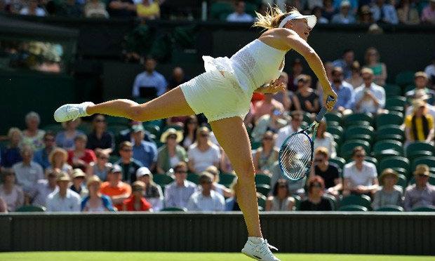 ′มาเรีย′ไม่พลาดลิ่วรอบ 2 เทนนิสสแลมวิมเบิลดัน