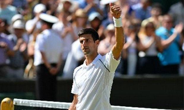 ′โนวัก′ไม่พลาดทะยานเข้าไปป้องแชมป์เทนนิสสแลมวิมเบิลดัน