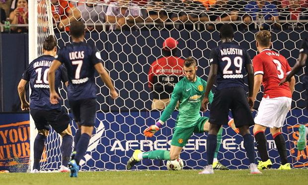 มาตุยดี้-ซลาตัน ซัดคนละตุง ปารีสฯ อัด ผีแดง 2-0 (คลิป)