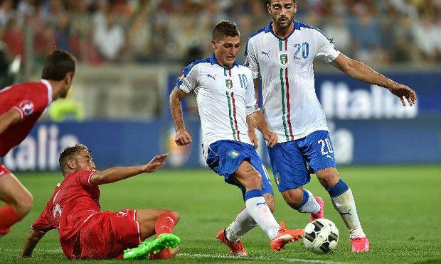′อิตาลี′หืดจับเฉือน′มอลต้า′1-0,′เบลเยี่ยม′เปิดบ้านอัด′บอสเนีย′3-1