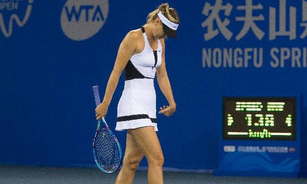 ′มาเรีย′ถอนหวดเทนนิสไชน่าโอเพ่น หวังพักให้ทัน 2 ศึกใหญ่กว่า