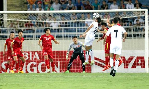 เวียดนามช็อก! อิรักไล่เจ๊าทดเจ็บ 1-1 ก่อนดวลเดือดทีมชาติไทย 13 ต.ค.นี้