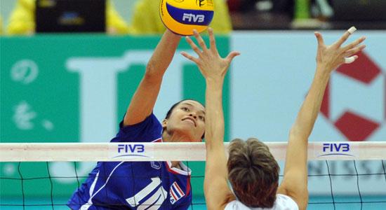 ลูกยางสาวไทยสุดยอด!! ตบดัตช์3-1ศึกชิงแชมป์โลก