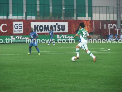 บางกอกกล๊าส เสมอ ชลบุรี 0 - 0