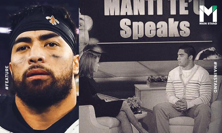 """""""แมนทาย เทโอ"""" : ผู้เล่น NFL กับการสูญเสียคนรักที่ทำคนอเมริกันสุดซึ้ง แต่สุดท้ายคดีพลิก"""