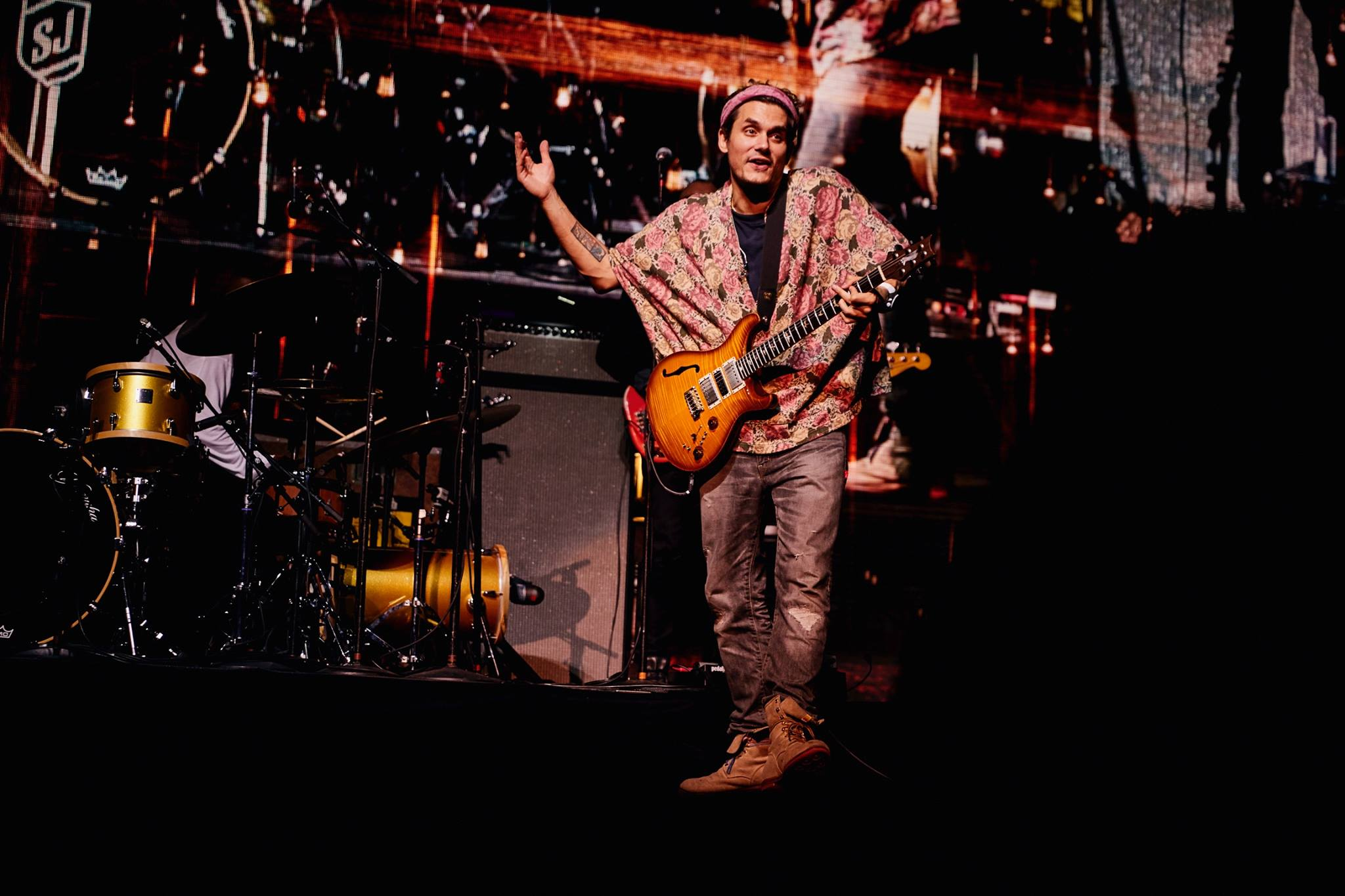 เดากันเล่น ๆ เพลย์ลิสต์ในงาน John Mayer Asia Tour Live in Bangkok 2019