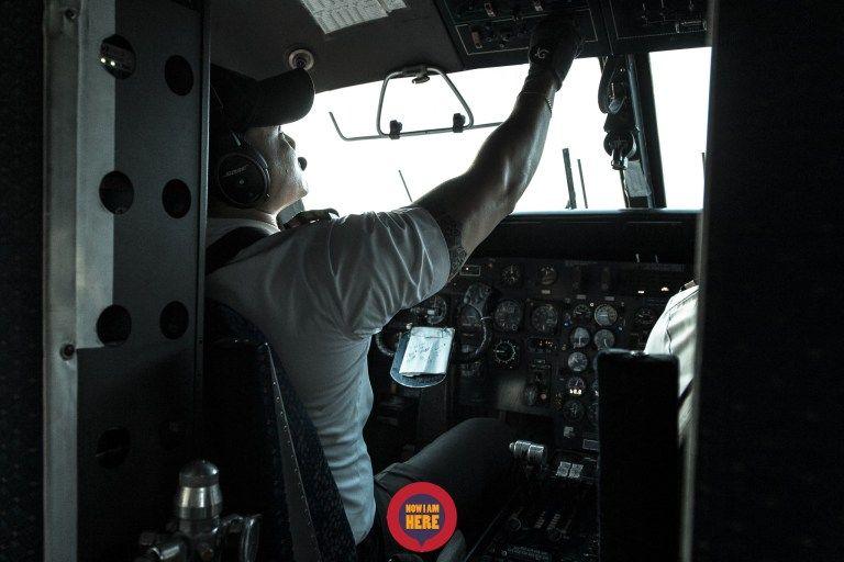 ต้องยอมรับว่าประเทศนี้ กัปตันเขาเก่งจริงๆ เครื่องบินเล็กลักษณะนี้ถ้าใครเคยนั่งเวลาเจอสภาพอากาศเลวร้ายจะน่ากลัวมาก แต่กัปตันเอาอยู่