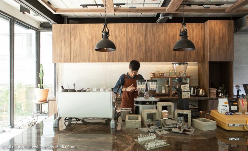 GROUND Coffee คาเฟ่น้องใหม่ย่านสาทรที่คนชอบกาแฟต้องปลักหมุด