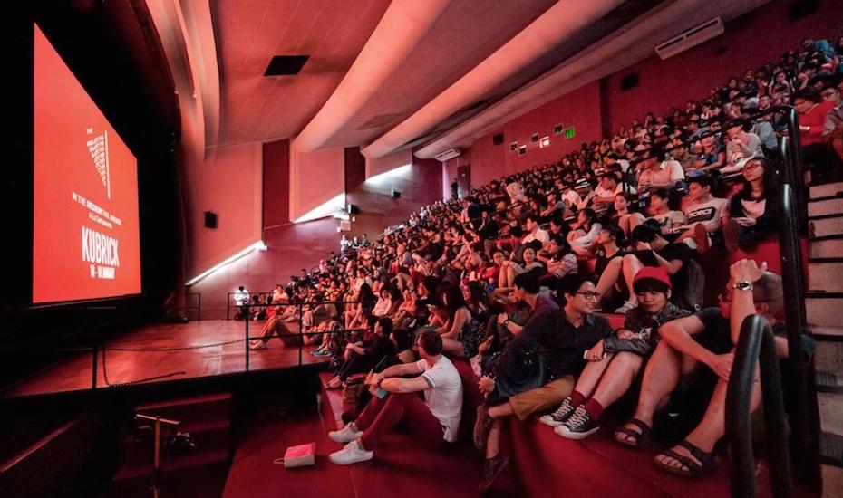 The Projector ปฏิบัติการเปลี่ยนโรงหนังเก่าในสิงคโปร์ให้เป็นคาเฟ่เก๋ ที่มีหนังอินดี้ดี ๆ ฉายให้ดูด้วย