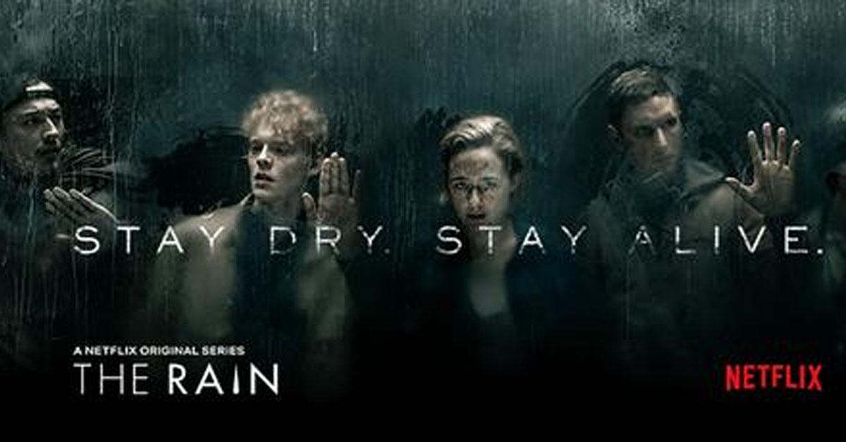 รีวิว The Rain Season 1 Netflix ไวรัสที่มากับฝน