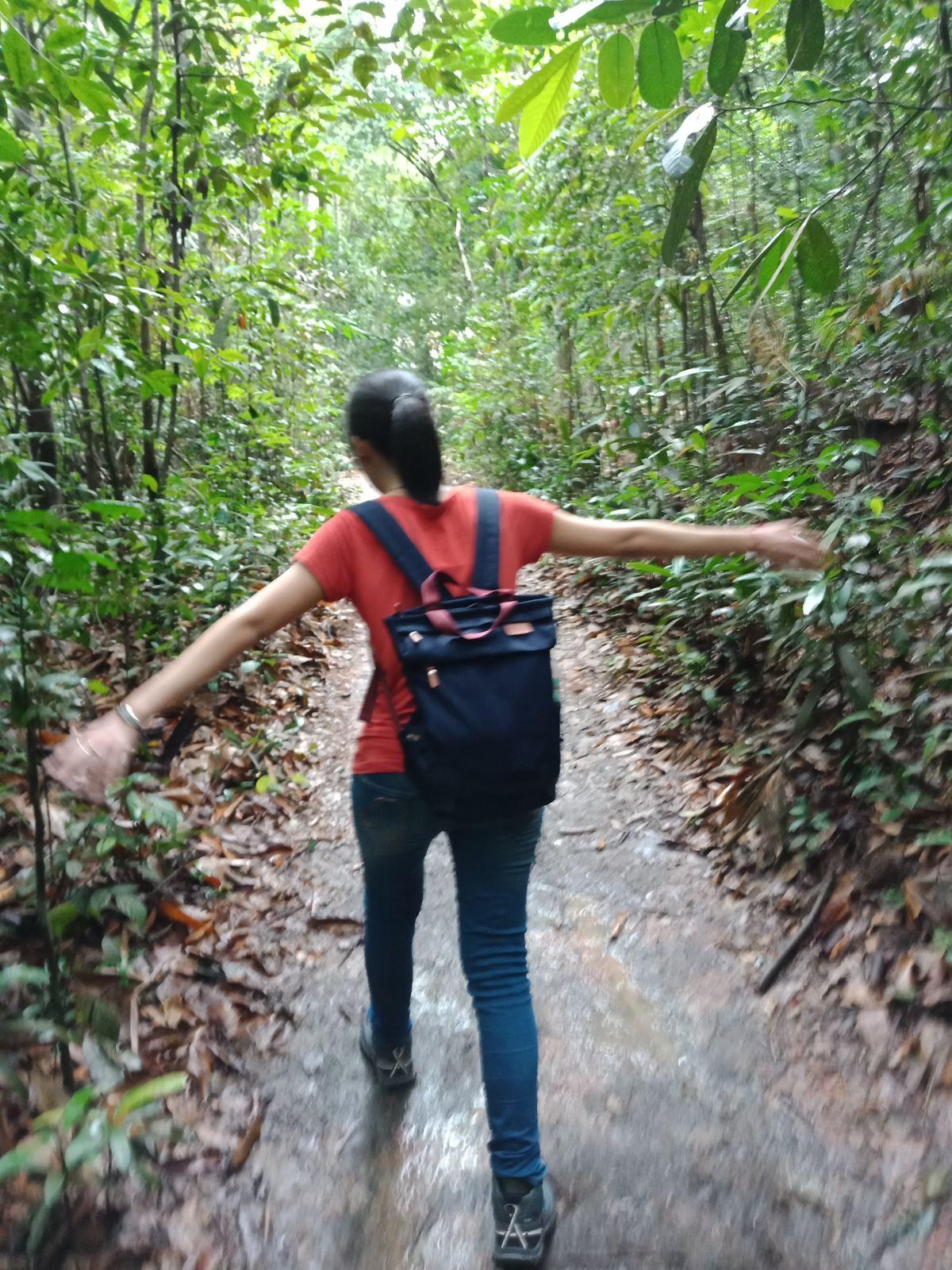 เพราะชีวิตชอบเที่ยวแอดเวนเจอร์ในธรรมชาติ
